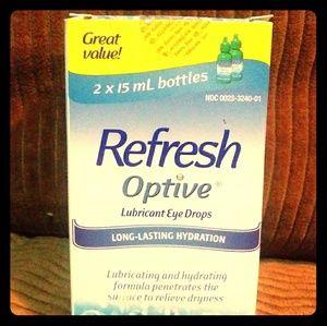 2 Refresh Optive Lubricant Eye Drops
